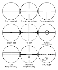 reticle wikipedia
