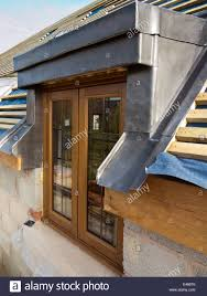 Dormer Window With Balcony Traditional Wooden House With Dormer Windows And Porch In Vieux