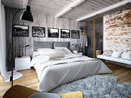 Hipster Rooms Bedroom Artist Music Urban Apartment Decorating Style Mixes Fun