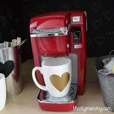 Coffee Nook Ideas by A Diy Valentine U0027s Day Coffee Nook Keurig Mini Plus Review The