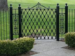 cast iron ornamental fence parts ornamental cast iron fence