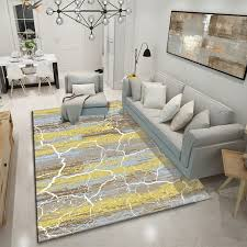 Dining Room With Carpet Modern Abstract Large Size Rug Carpet For Living Room Dining Room