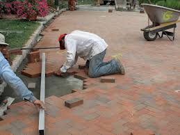 Average Cost Of Paver Patio by Beautiful Design Brick Driveway Cost Easy Pros And Cons Of A Brick