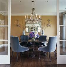 Beautiful Dining Table And Chairs Beautiful Dining Rooms With Velvet Chairs
