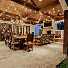 Light Patio Finding Beautiful Scenery With Patio Light Strings Patio Design