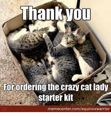 Crazy Cat Lady Memes - 25 best memes about crazy cat lady starter crazy cat lady