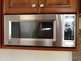 ge under cabinet microwave space saver microwaves under cabinet absurd ge profile depth