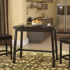 trent design pub tables bistro distressed finish pub tables bistro sets you ll wayfair