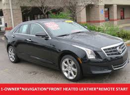 cadillac ats mpg 2014 used cadillac ats at auto express lafayette in