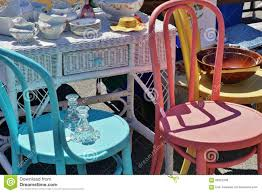 Wooden Desks For Sale Street Fail Garage Sale Vintage Antique Dishes On Wicker Desk Next