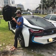 kereta mewah oh my media kereta mewah terbaru safiey illias bmw i8