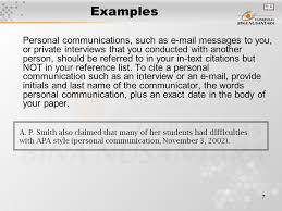 How To List References In Resume Awesome Collection Of How Do You Cite A Personal Reference In Apa