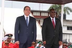 Radio Tbc Taifa Tanzania Dar Es Salaam Egyptian President Abdel Fattah El Sisi U0027s Visit To Tanzania In