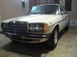 mercedes benz e class e230 1983 for sale in islamabad pakwheels