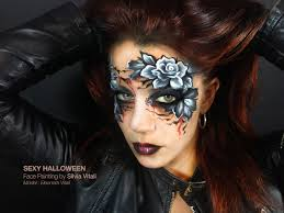 halloween face painting by silvia vitali https www