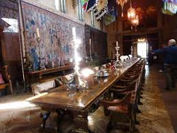 San Simeon Hearst Castle Dining Room Clare And Pauls World - Hearst castle dining room