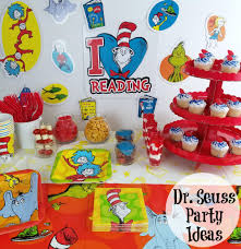 dr seuss party how to throw a dr seuss party