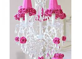 Pink Chandelier Light Black Candle Chandelier Pink Table Lamp Shades Lamps Pink
