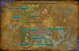 comprehensive suramar guide guides wowhead