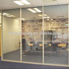 commercial clear office partitions conference room divider buy
