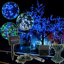 solar outdoor tree lights lights decoration