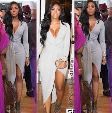 Porshe Steward On The Housewives Of Atlanta Show Hairline | wardrobe query porsha stewart s real housewives of atlanta season 8