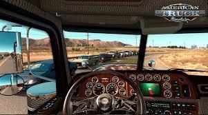 peterbilt 389 interior lights interior for peterbilt 389 v1 0 by fsc v1 6 x american truck
