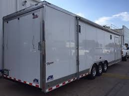Cargo Trailer Awning 2013 Enclosed Cargo Trailer Rvs For Sale