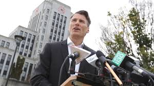 Seeking News Personal Moment Vancouver Mayor Not Seeking Re Election