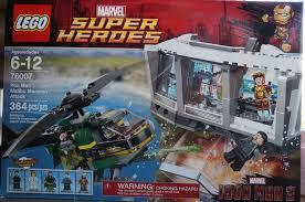 iron man malibu house awesome toy picks u0027iron man 3 u0027 lego comic vine