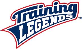 Atlanta Braves Parking Map by Atlanta Braves Training Legends