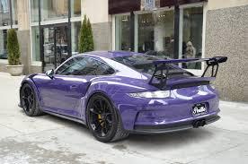 purple porsche 911 turbo 2016 porsche 911 gt3 rs stock gc2032 s for sale near chicago il