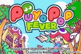puyo puyo fever touch apk puyo pop fever android apk 4028350