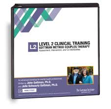 clinical foundations in gottman method couples therapy the