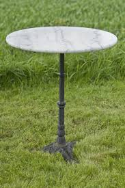 antique marble bistro table marble top bistro table table designs