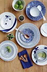 amazon com royal doulton pacific dots salad plate 9