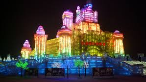 harbin snow and ice festival 2017 majestic sculptures from the harbin international ice and snow