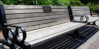 commemorative benches smithsonian u0027s national zoo