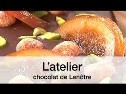 le notre cours de cuisine on a testé l atelier chocolat de lenôtre