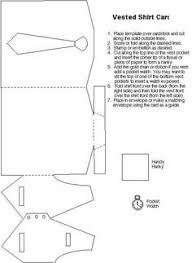 here u0027s a printable tie template for all of your father u0027s day