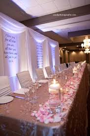 wedding backdrop ideas for reception affordable backdrop table options what did you use