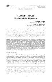 Casting Assistant Tourist Roles Pdf Download Available