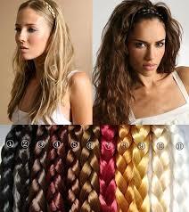 hair bands for women women s synthetic hair band plait elastic bohemia hair bands hair