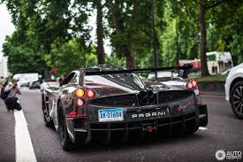 pagani dealership pagani huayra bc kingtasma shows up in europe