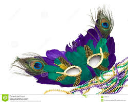 mardi gras masks and mardi gras mask and stock photo image of room party 491910