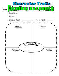 214 best character study activities images on pinterest
