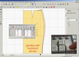 pattern and grading software eurocad