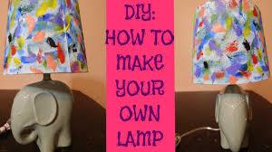 furniture design making your own lamps resultsmdceuticals com