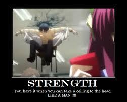 Angel Beats Memes - strength angel beats demote by thesuperinsaneninja on deviantart