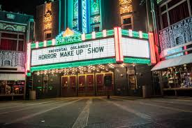 halloween horror nights 25 map horror make up show at universal studios florida